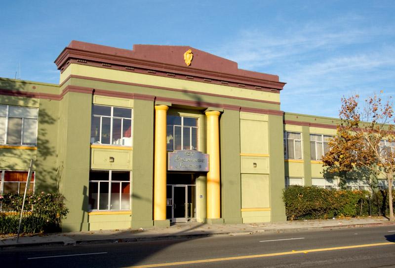Exchange Studios, 23rd Avenue, Oakland California