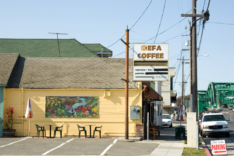 Kefa Coffee, Oakland