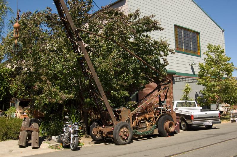 Glascock Street, Jingletown, Oakland