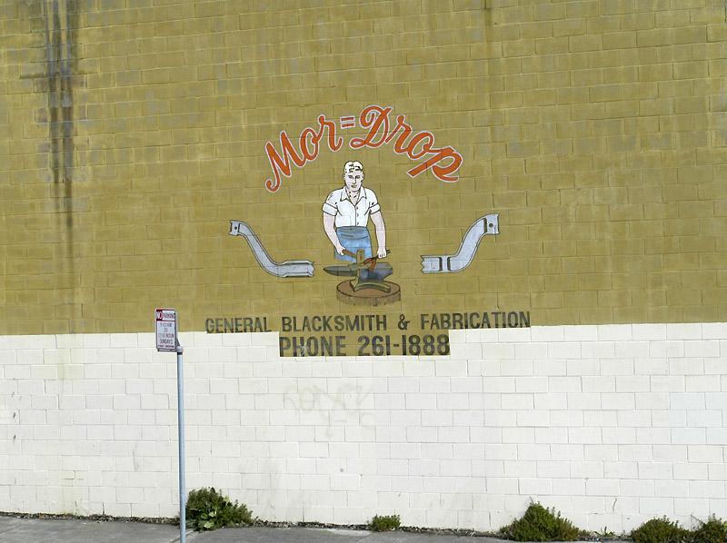 Mor-Drop, Oakland