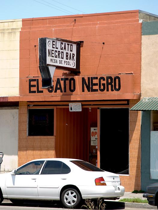 El Gato Negro, Fruitvale
