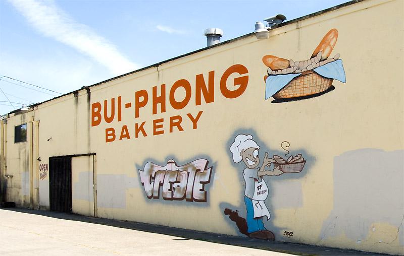 Bui-Phong Bakery, Fruitvale, Oakland