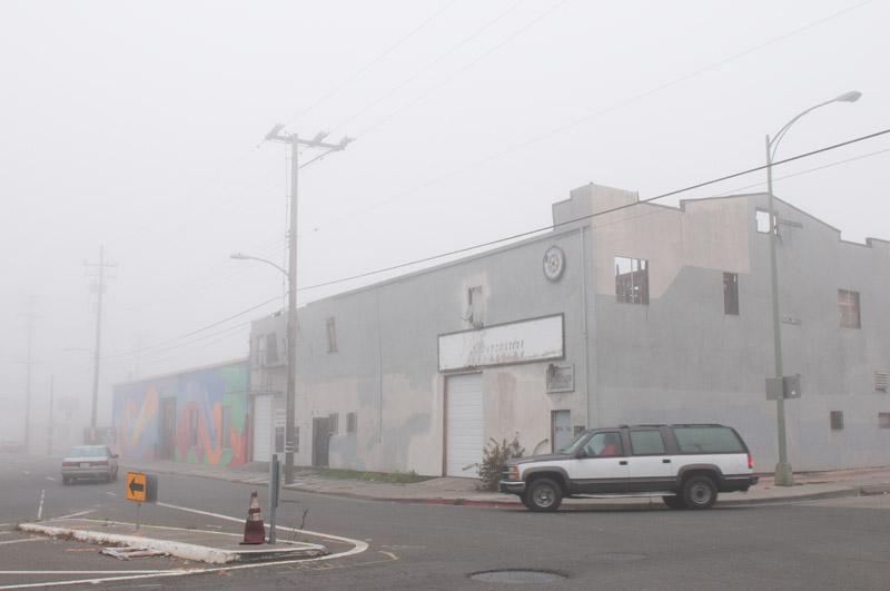 The Bridgeporte Building, Jingletown, Oakland.