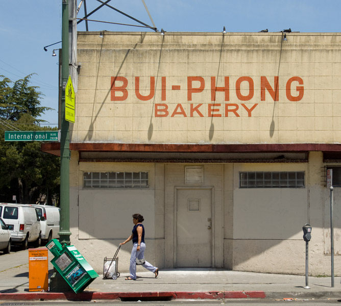Bui-Phong Bakery, Fruitvale