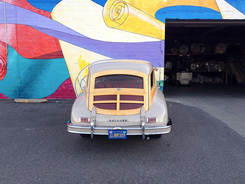 Straus Carpets, Ford Street, Jingletown, Oakland.