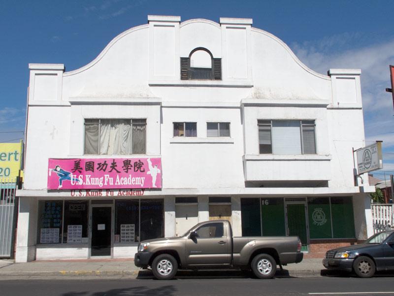 U.S. Kung Fu Academy, International Boulevard (East 14th), Oakland