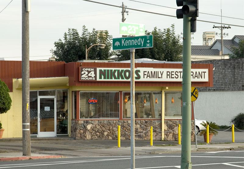 Nikko's Family Restaurant, a longtime Jingletown fixture