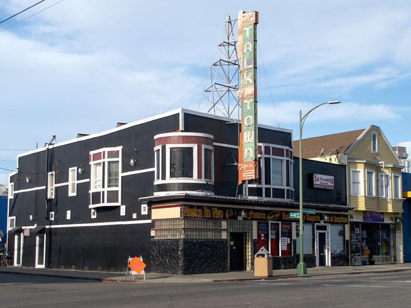 La Frontera, International Boulevard, Oakland