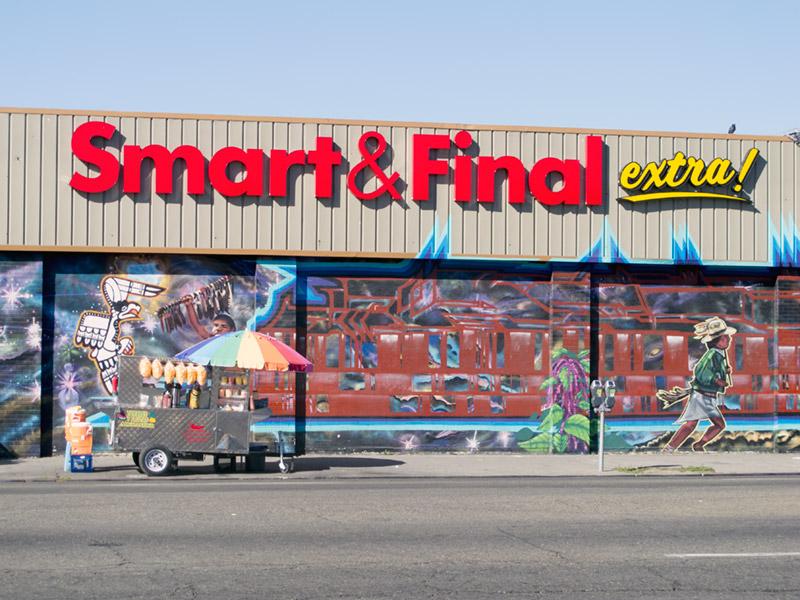 Smart & Final, International Boulevard, Oakland
